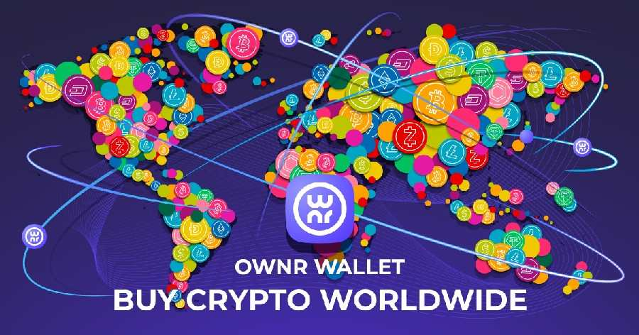 OWNR Wallet Expands its All-In-One Cryptocurrency Platform Worldwide, Bringing Crypto to More People and Businesses