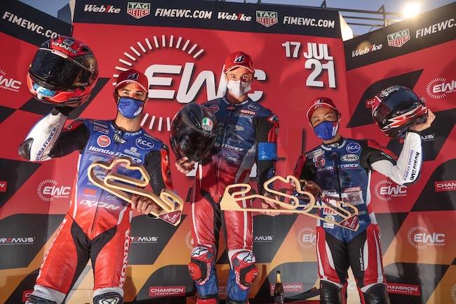 Motul powers Honda motorbikes to a weekend full of victories