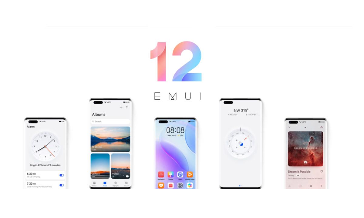 Huawei EMUI 12 เผยโฉมแล้ว มีลูกเล่นใหม่เยอะมากขึ้น แต่ยังคงพื้นฐาน Android