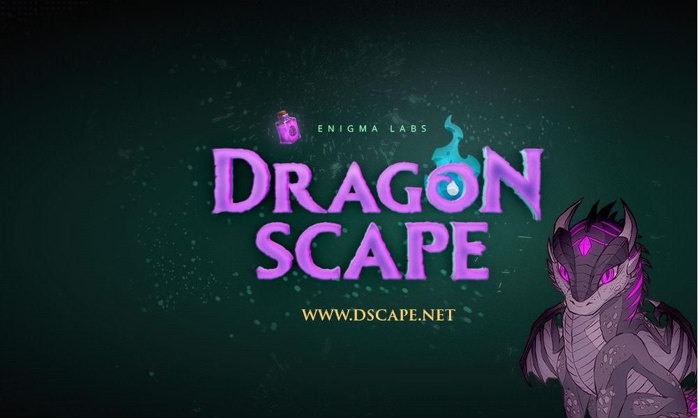 """Enigma Labs Launches """"DragonScape"""" Play-to-Earn Public ICO"""