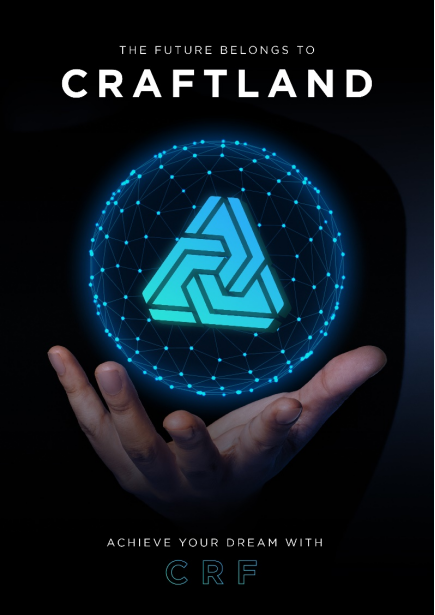 CRAFTLAND Announces the Launch of Its Platform, Recycling Altcoins to Help Investors
