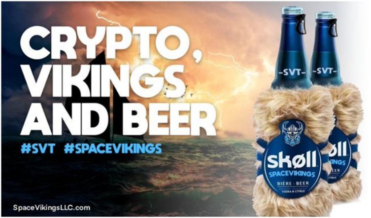 Space Vikings LLC is Disrupting the $500+ BILLION Beer Industry