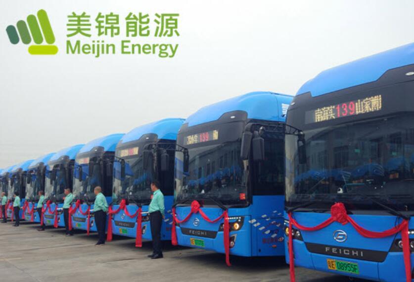 Meijin Energy (000723.SZ)