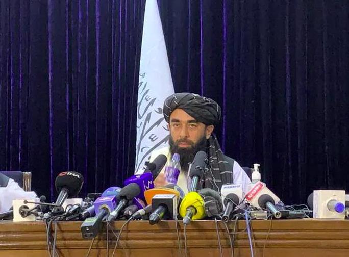 """Xuất hiện """"tổng thống lâm thời"""" của Afghanistan"""