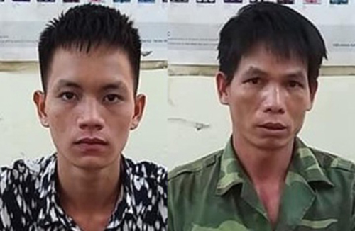 Hai cha con đánh 3 công an bị thương