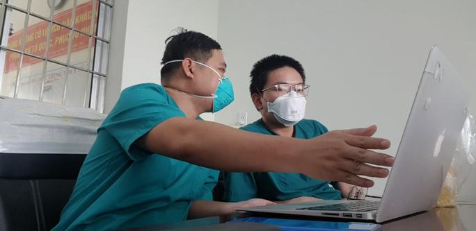 Bác sĩ Bệnh viện Chợ Rẫy về miền Tây hỗ trợ chống dịch Covid-19