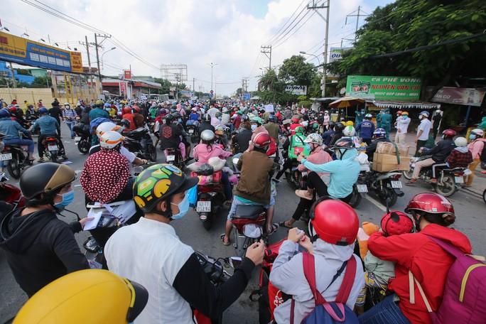Người dân đi lại giữa TP HCM và các địa phương cần đáp ứng những điều kiện gì?