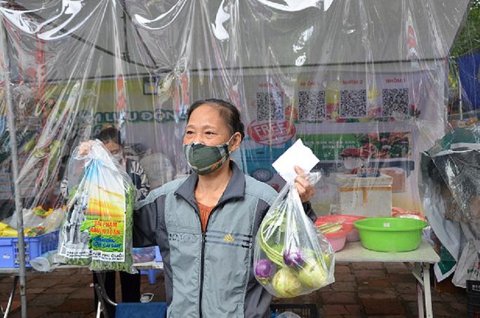 Đổi rác lấy… thực phẩm sạch