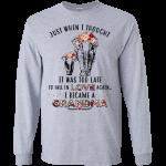 G240 Gildan LS Ultra Cotton T-Shirt-78236369