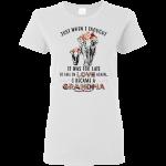 G500L Gildan Ladies' 5.3 oz. T-Shirt-78236371