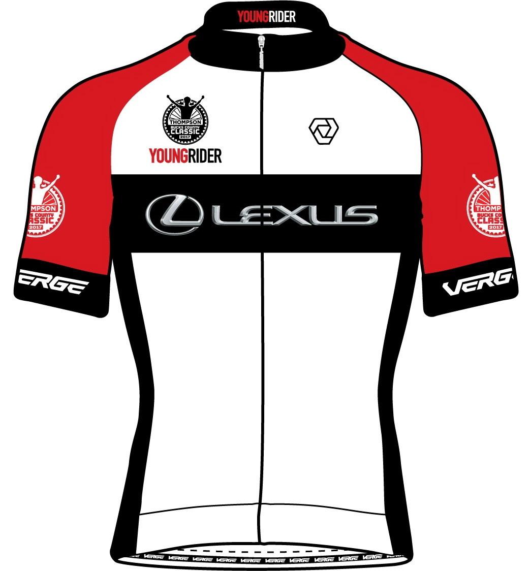 Jersey Front Lexus