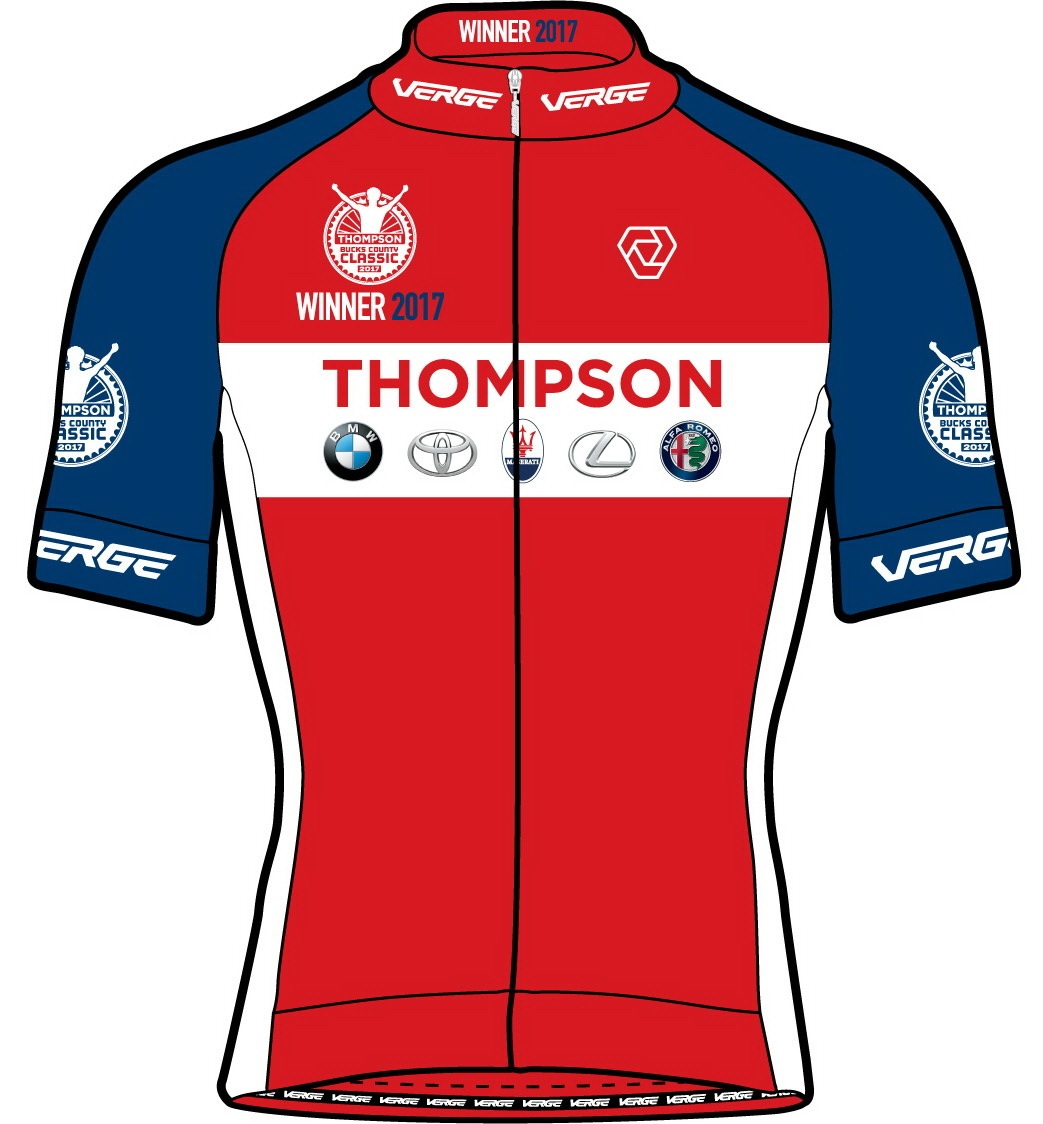 Jersey Front Thompson