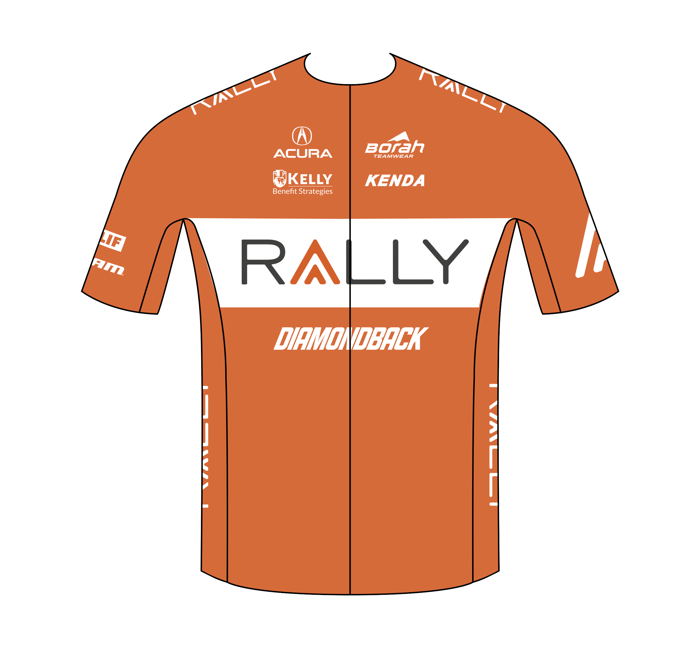 Rally Cycling 2017 Jersey Final