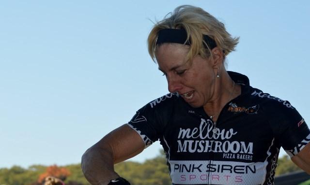 P  Laura Van Gilder Getting Her Bike Ready 640X383