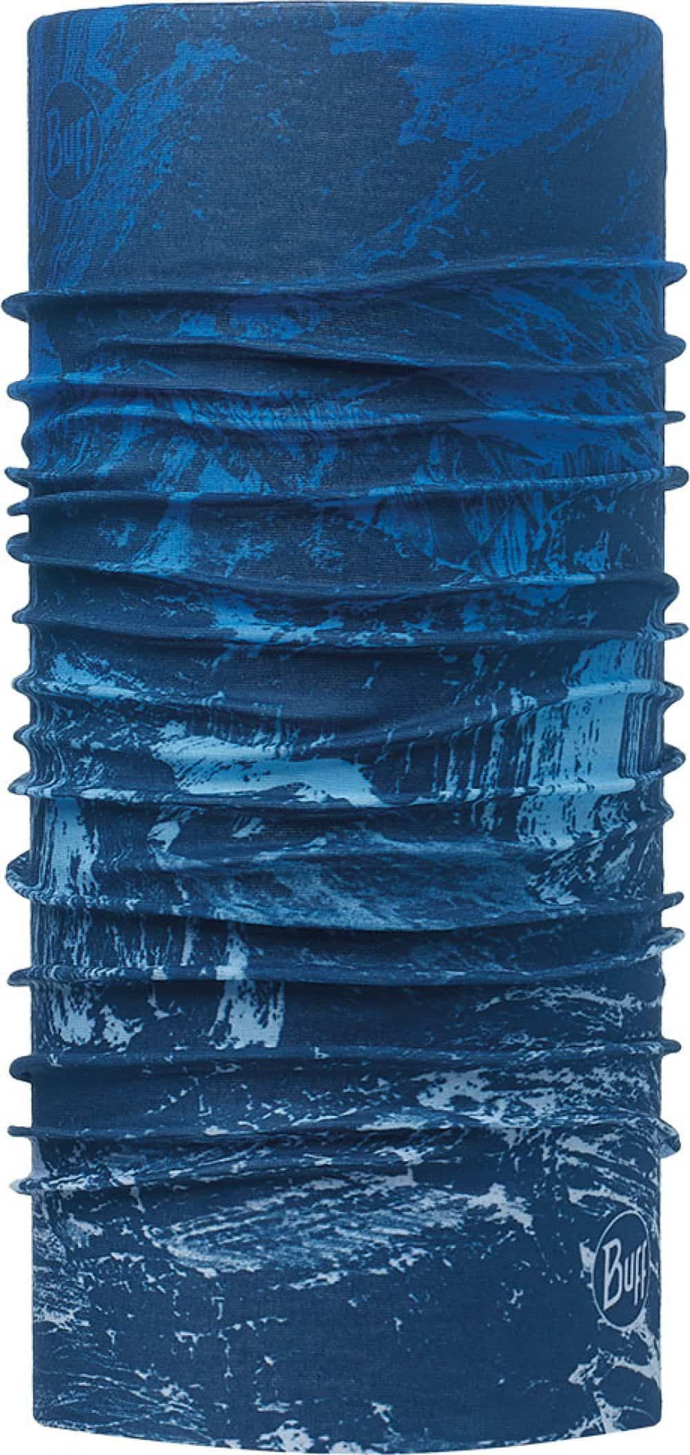 "Image of Original Buff® design ""Mountain Bits Blue"""