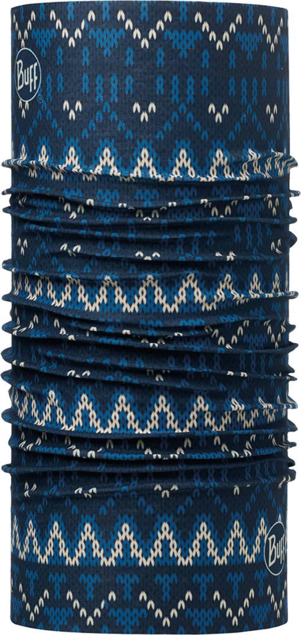 "Image of Original Buff® design ""Knit Dark Navy"""