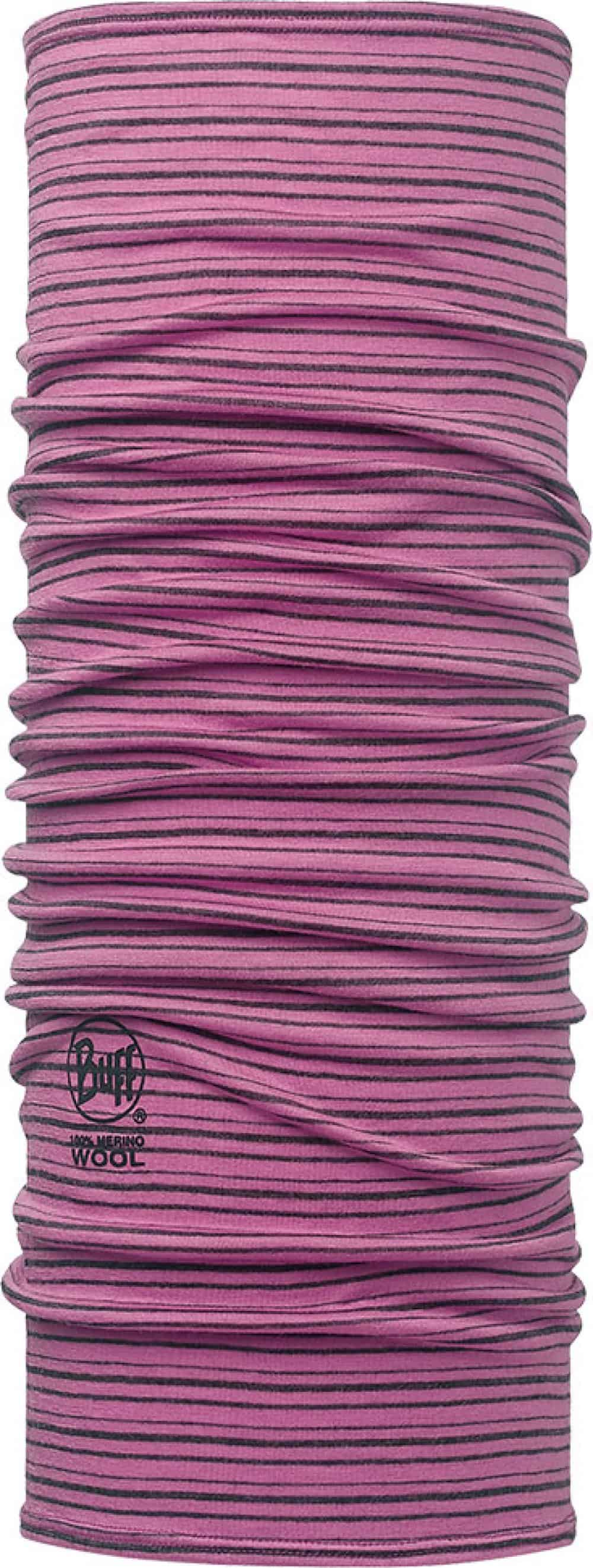 "Image of the Wool Buff® Design ""Ibis Rose Stripes"""