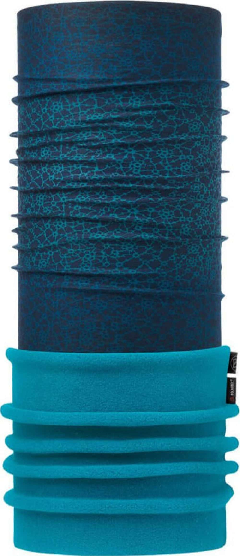"Studio Photo of the Polar Buff® Design ""Ivana Blue / Capri"". Source: buff.eu"