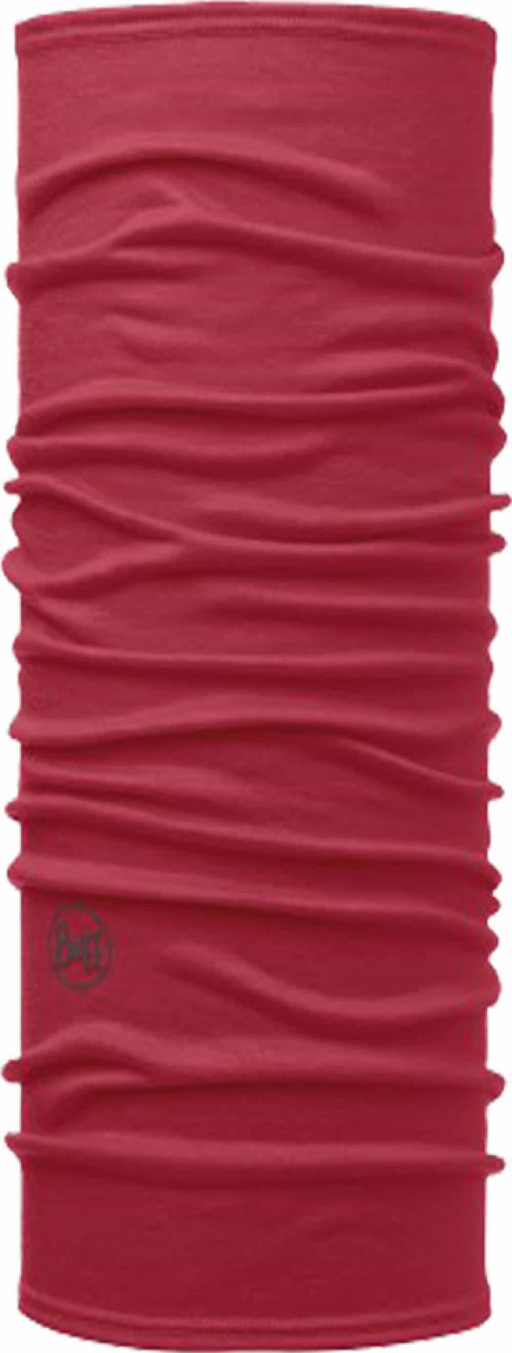 "Studio photo of the Wool Buff® design ""Red Scarlet"". Source: buff.eu"