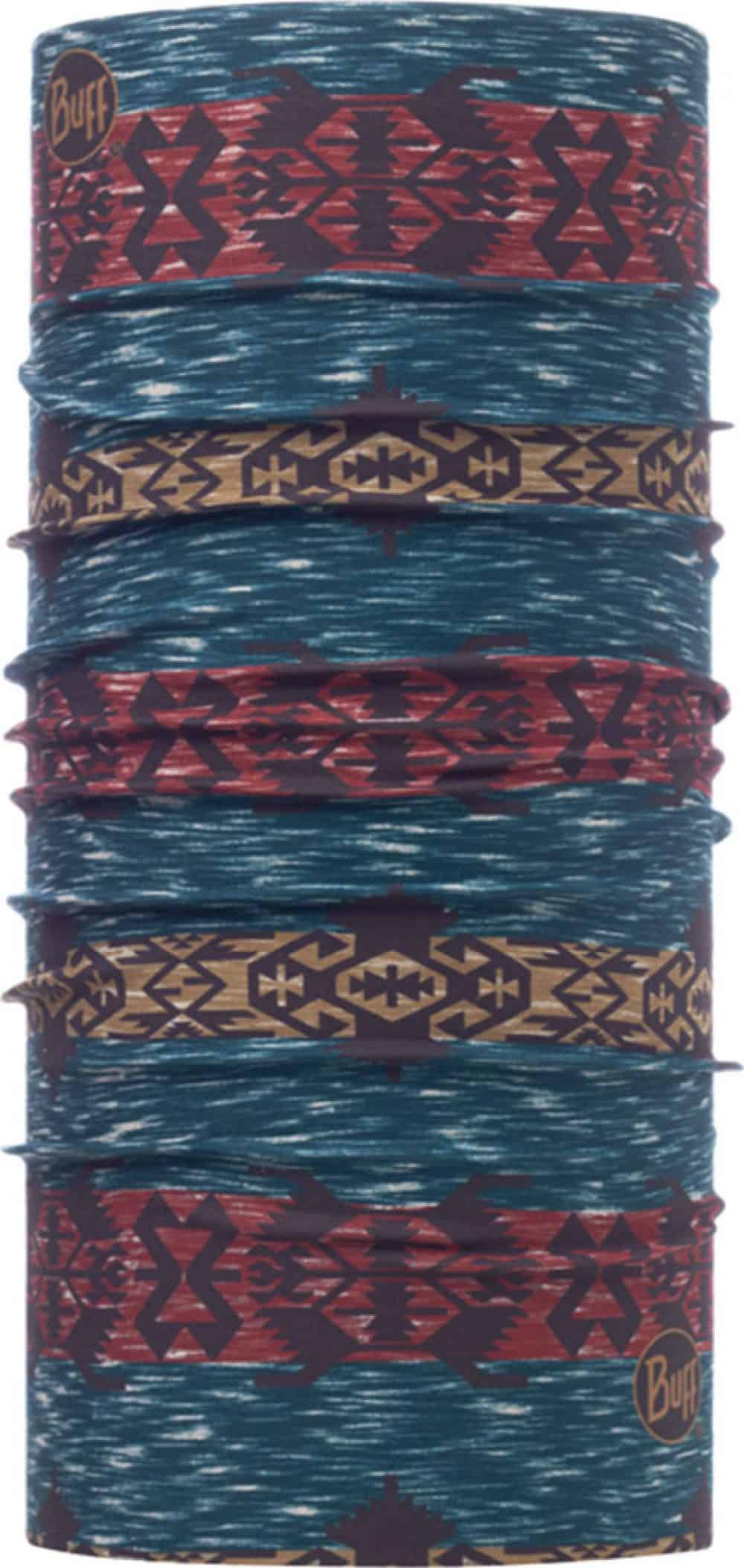 "A product photo of the High UV Buff® ""Shade Deepteal Blue"". Source: buff.eu"