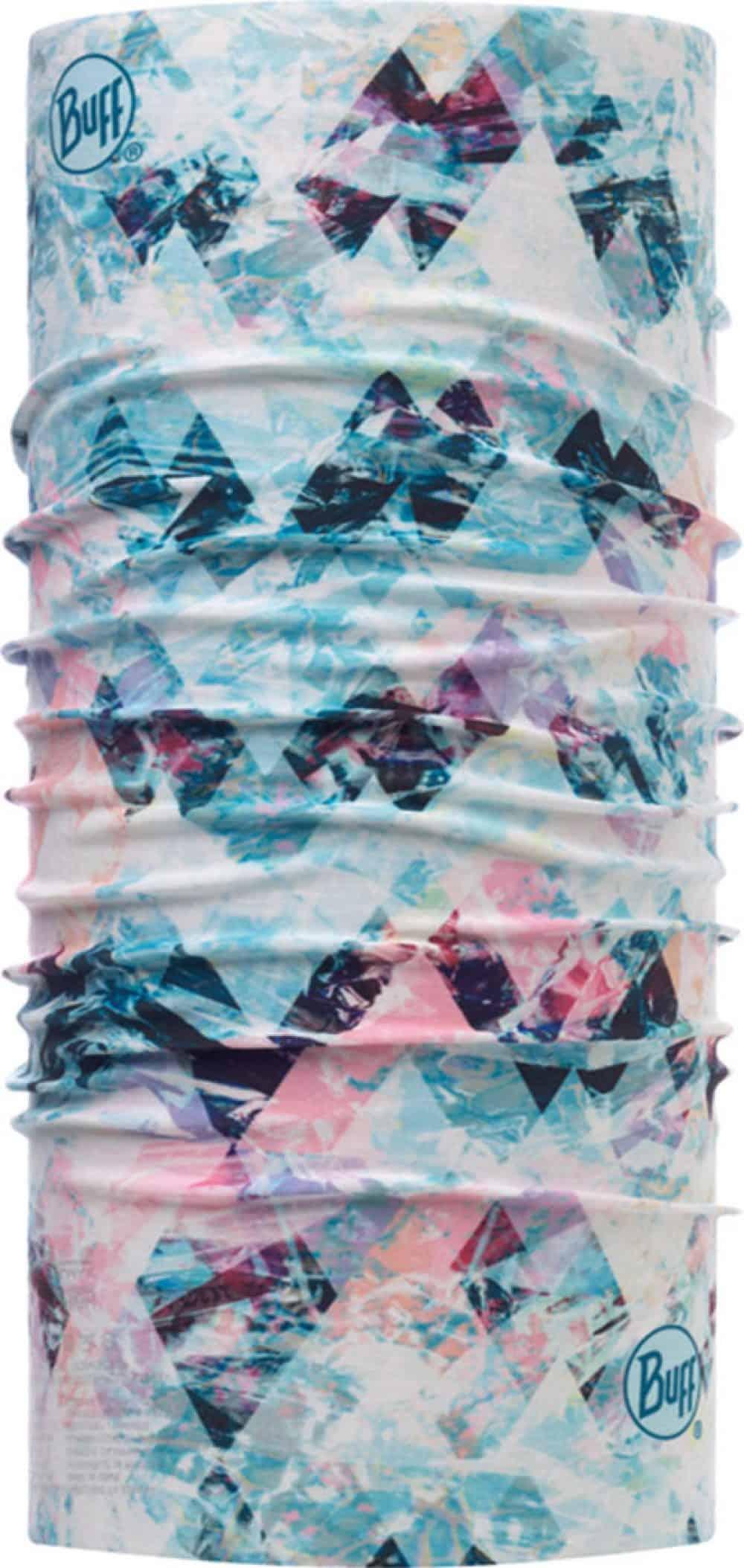 "A product photo of the High UV Buff® ""Irised Aqua"". Source: buff.eu"