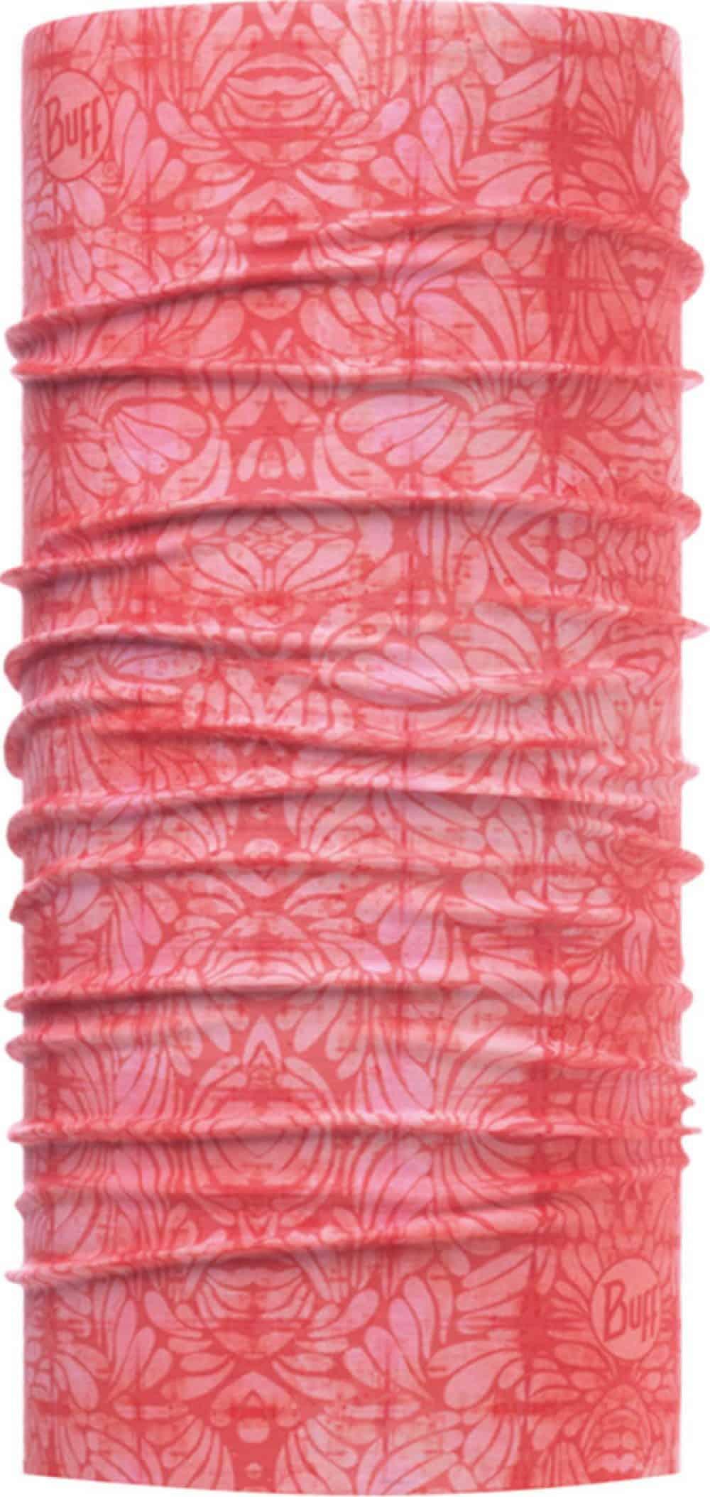 "A product photo of the High UV Buff® ""Salmon Rose"". Source: buff.eu"