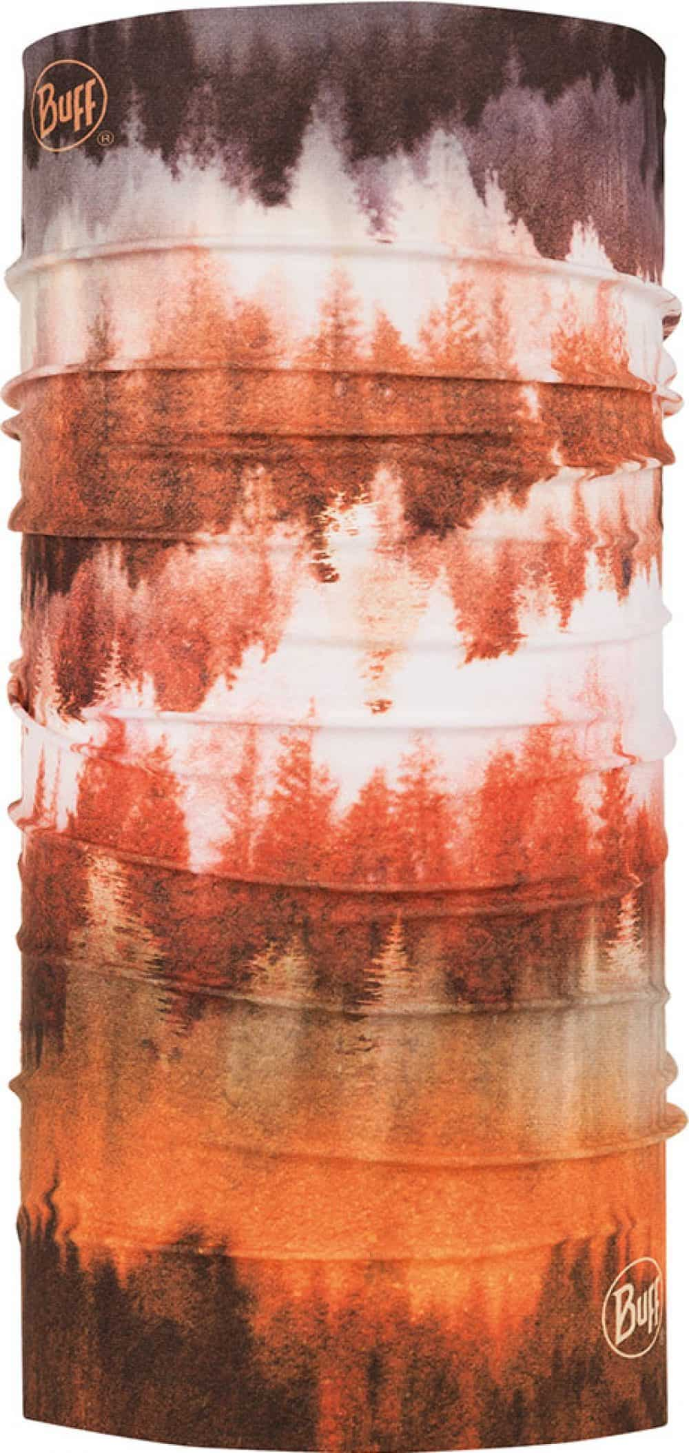 "Studio photo of the Original Buff® Design ""Mitsy Woods Brown"". Source: buff.eu"