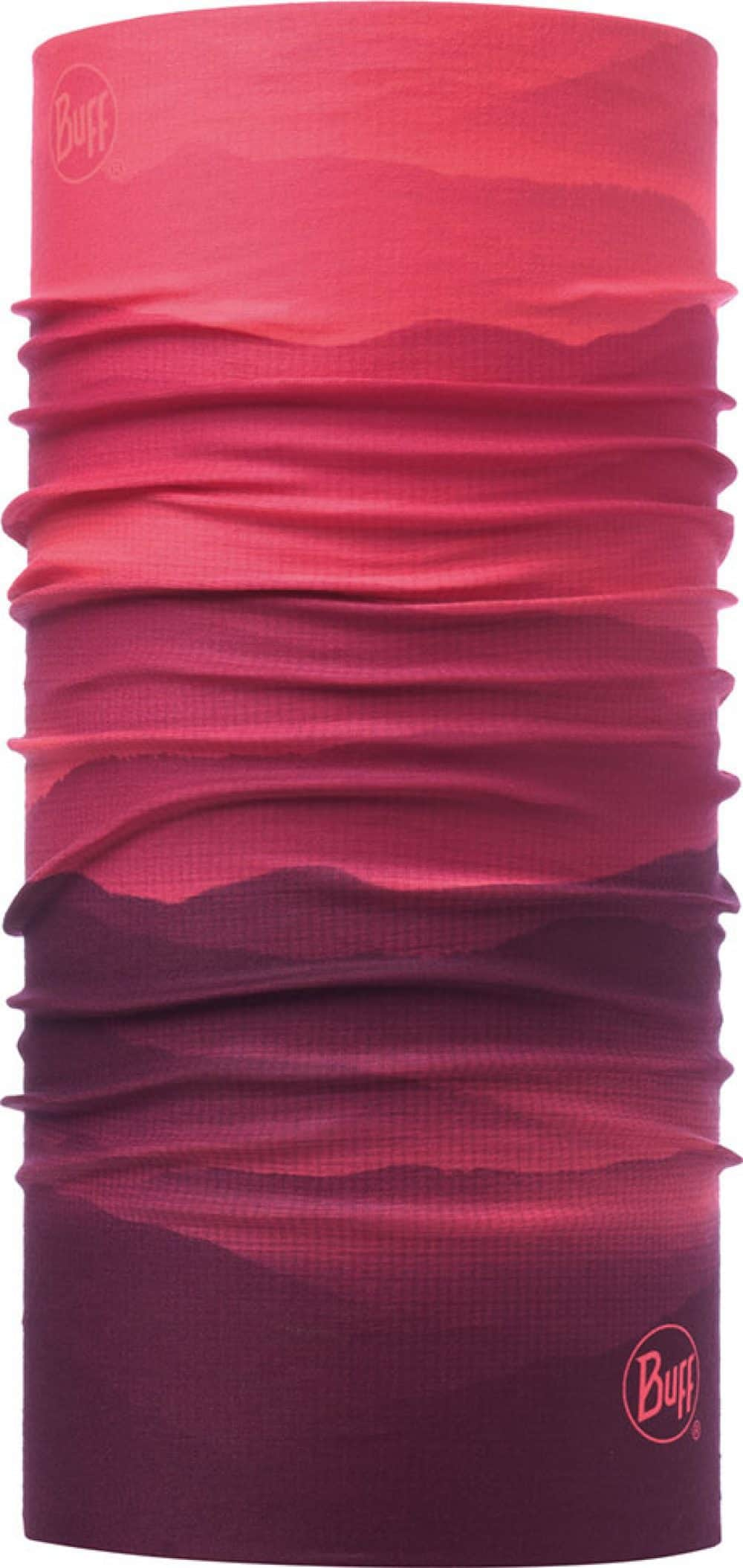 "Studio photo of the Original Buff® Design ""Soft Hills Pink"". Source: buff.eu"