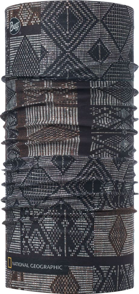 "Studio photo of the Original Buff® Design ""Masaaimara Nut"". Source: buff.eu"
