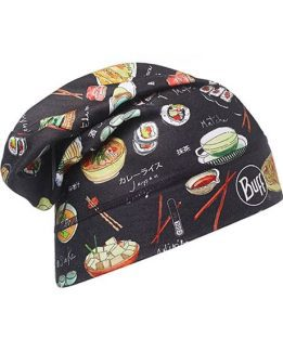 """Studio photo of the Buff® Chef's Collection Hat design """"Japonice"""". Source: buff.eu"""