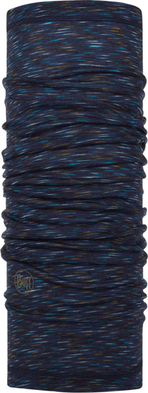 "Studio photo of the Wool Buff® Design ""Denim Multi Stripes"". Source: buff.eu"