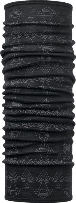 "Studio photo of the Wool Buff® Design ""Dagger Black"". Source: buff.eu"