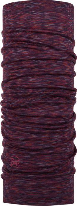 "Studio photo of the Wool Buff® Design ""Ruby Multi Stripes"". Source: buff.eu"