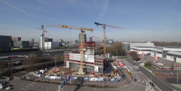 Informatie voortgang  bouw – april 2018