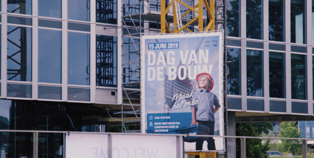 nhow Amsterdam RAI in top 3 locations 'Dag van de Bouw'