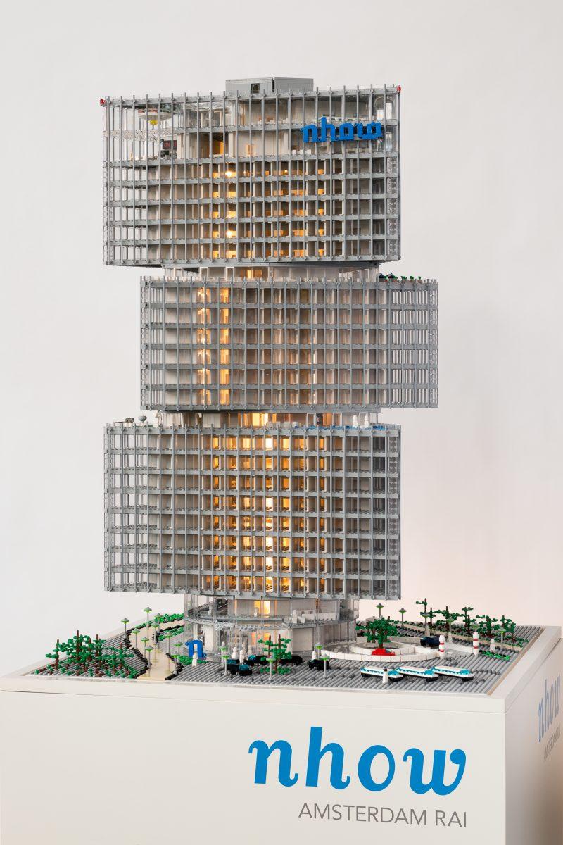 Galerij Nhow Amsterdam Rai Hotel