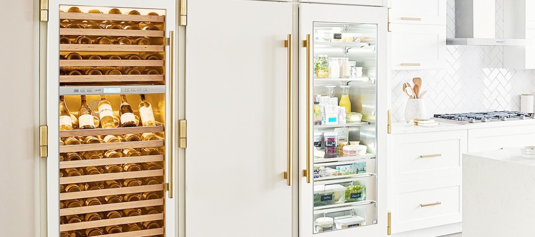 Built in Counter Depth Refrigerator Altadena | Built-in Refrigerator Repair