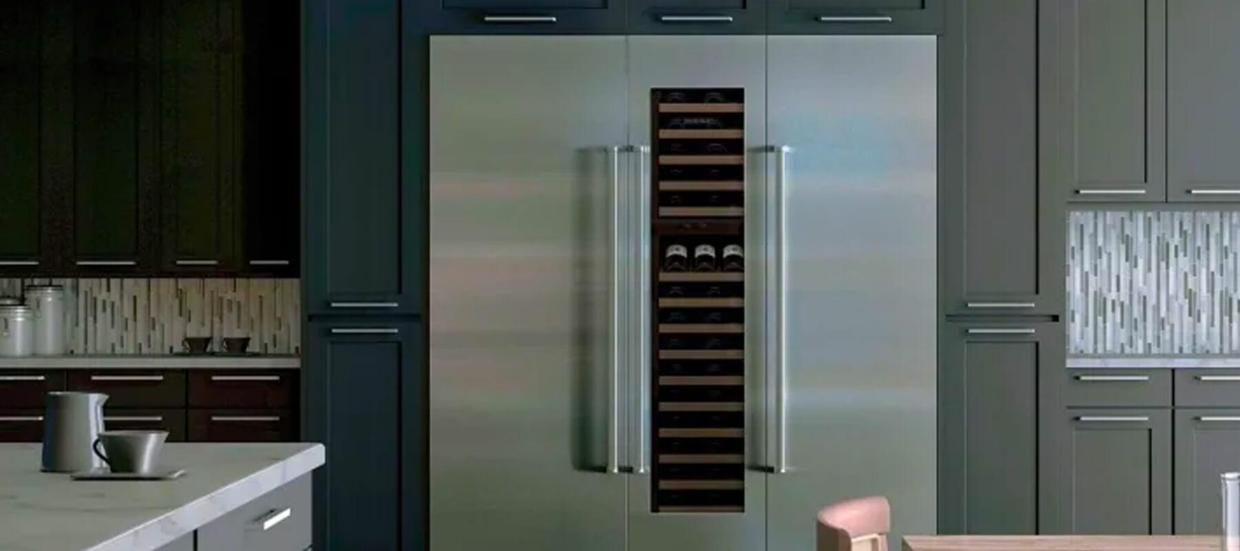 Built in Counter Depth Refrigerator Beverly Hills | Built-in Refrigerator Repair
