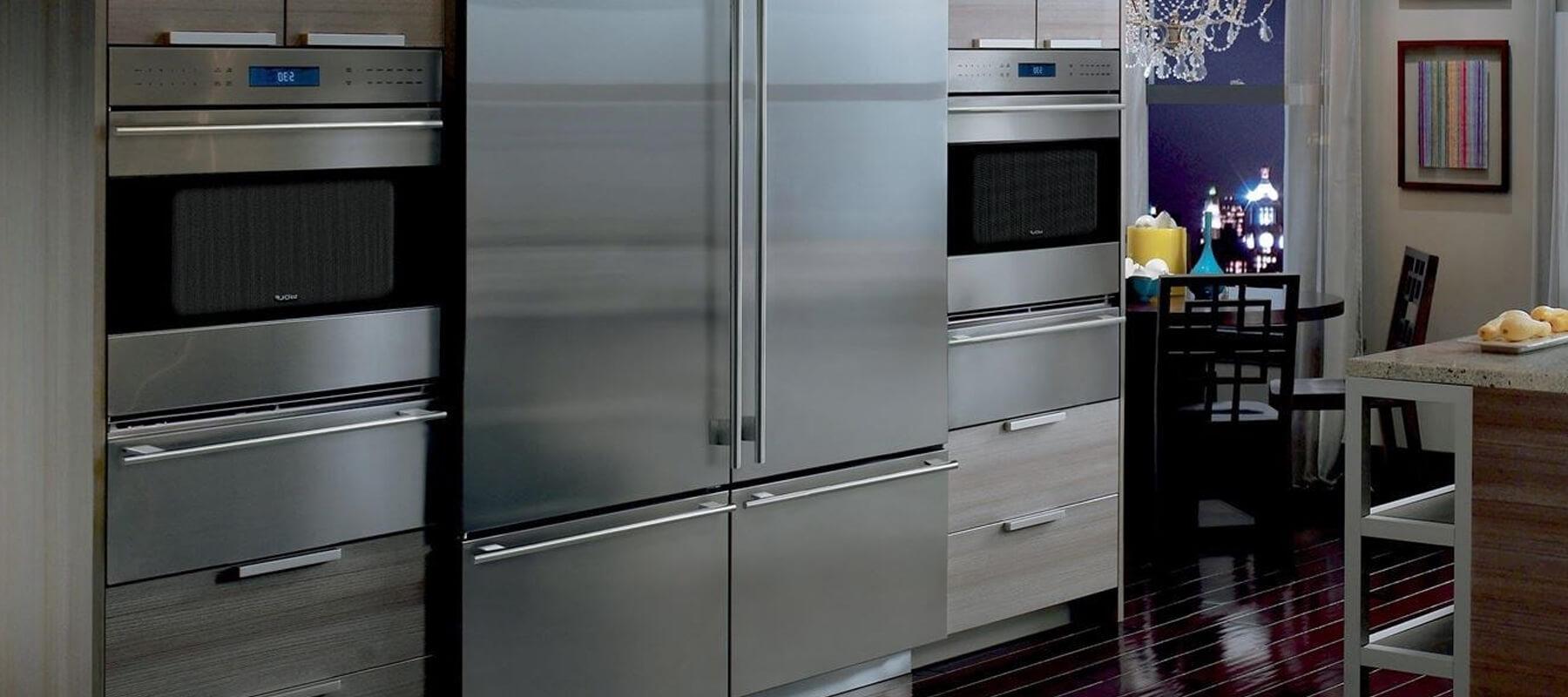 Built in Counter Depth Refrigerator Los Angeles | Built-in Refrigerator Repair