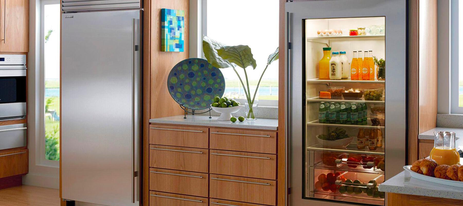 Built in Counter Depth Refrigerator San Diego   Built-in Refrigerator Repair