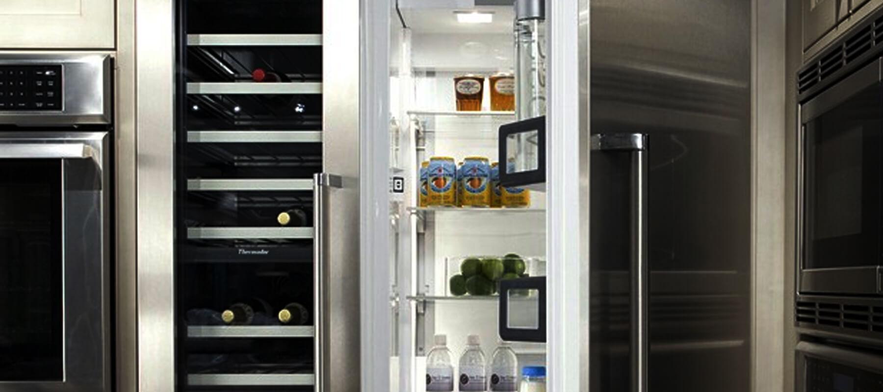 Built in Wine Refrigerator Burbank | Built-in Refrigerator Repair