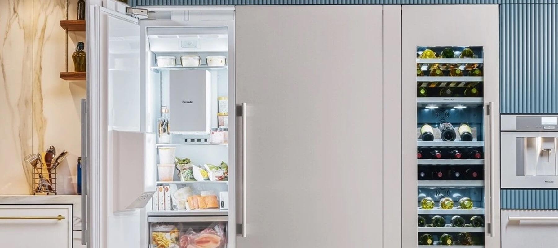 Built in Wine Refrigerator Laguna Beach | Built-in Refrigerator Repair
