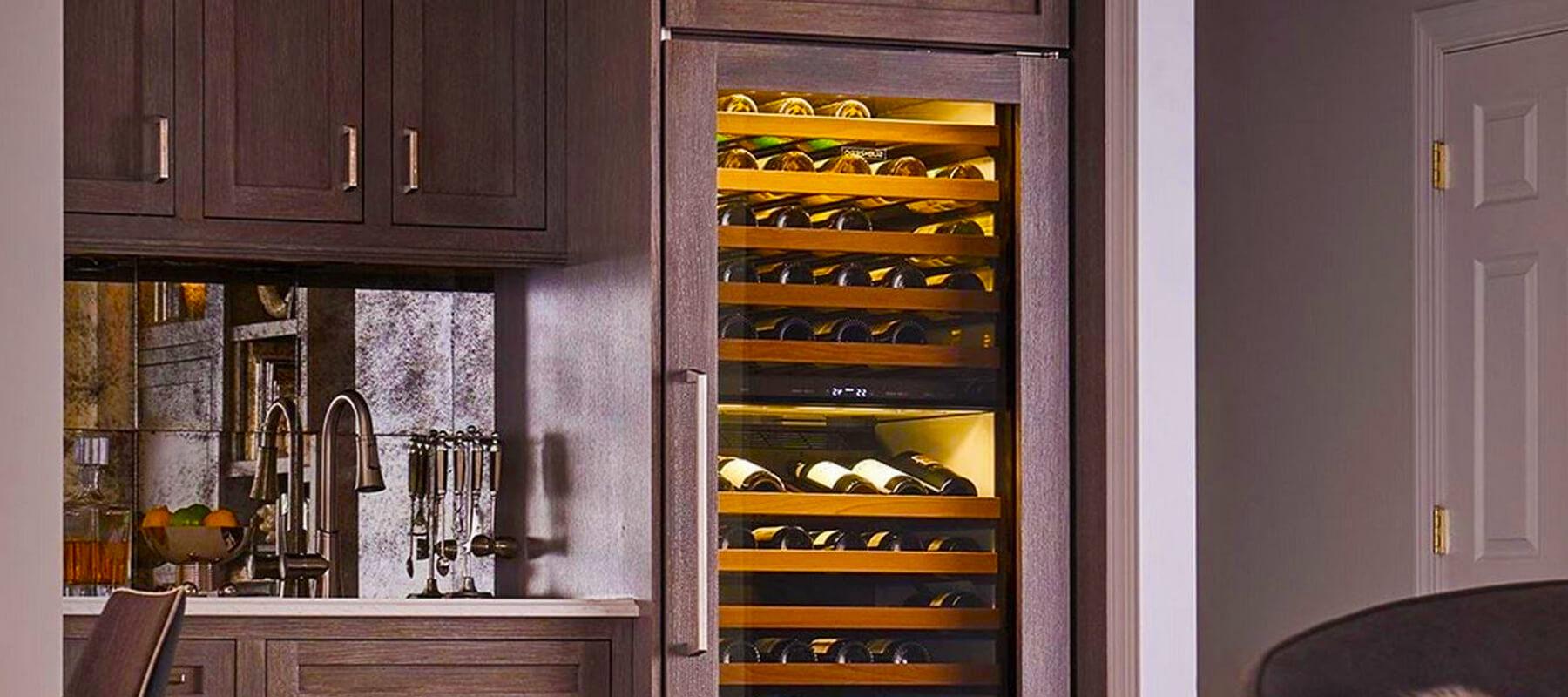Built in Wine Refrigerator Los Angeles | Built-in Refrigerator Repair