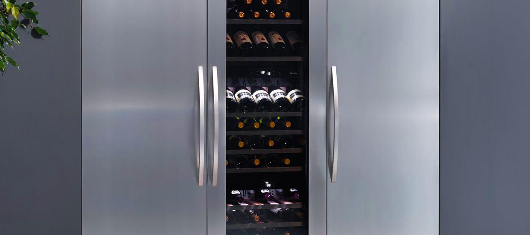 Built in Wine Refrigerator Poway | Built-in Refrigerator Repair