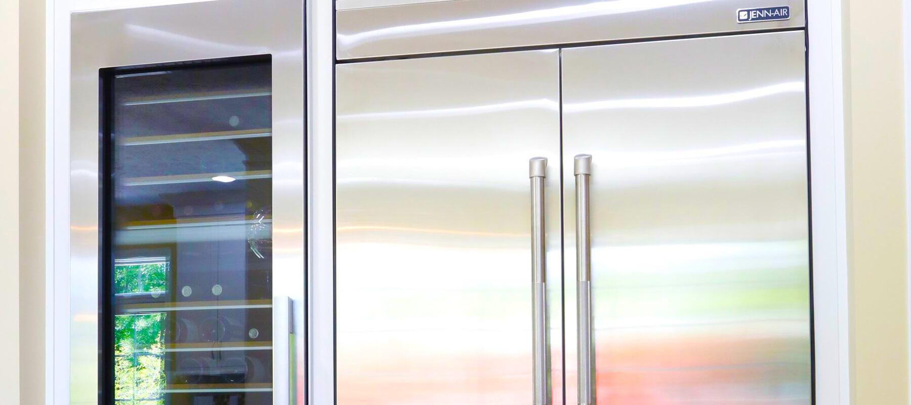 Built in Wine Refrigerator Undercounter Altadena | Built-in Refrigerator Repair