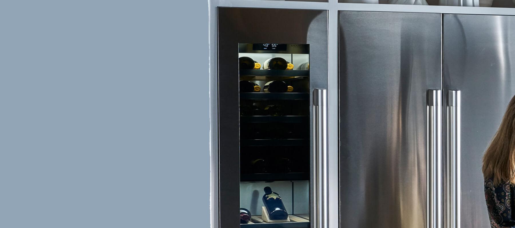 Built in Wine Refrigerator Undercounter Burbank | Built-in Refrigerator Repair