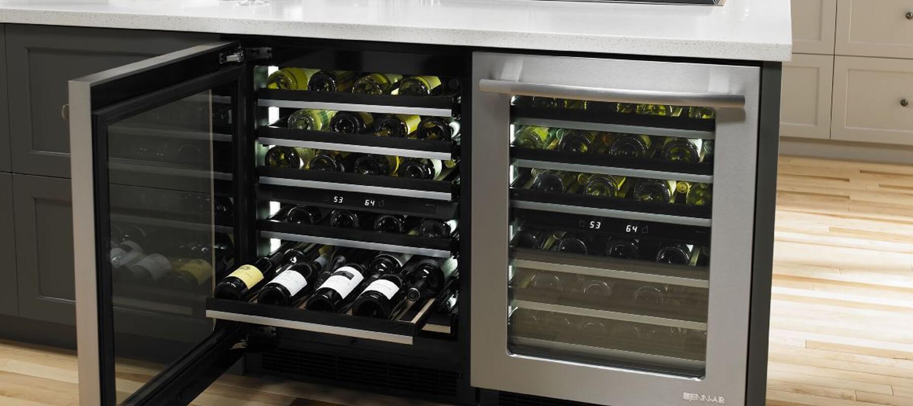 Built in Wine Refrigerator Undercounter La Quinta   Built-in Refrigerator Repair