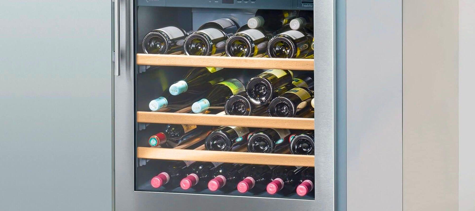 Built in Wine Refrigerator Undercounter Pacific Palisades | Built-in Refrigerator Repair