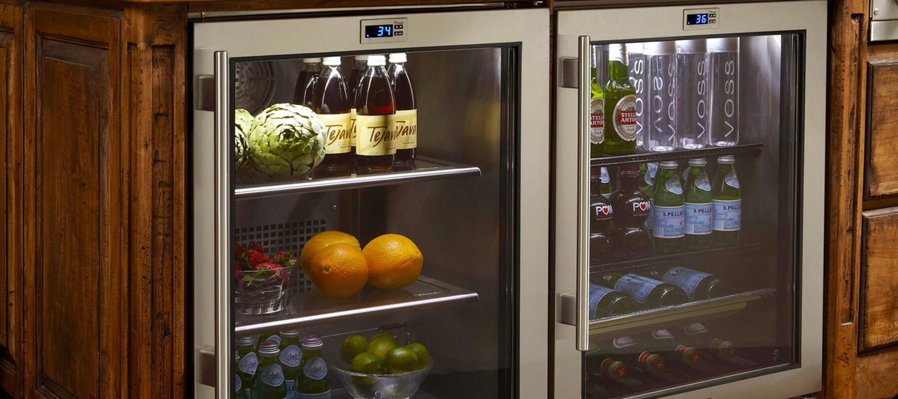 Built in Wine Refrigerator Undercounter Palos Verdes Peninsula | Built-in Refrigerator Repair