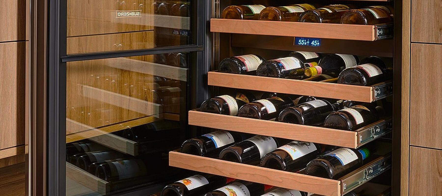 Built in Wine Refrigerator Undercounter Playa Vista | Built-in Refrigerator Repair